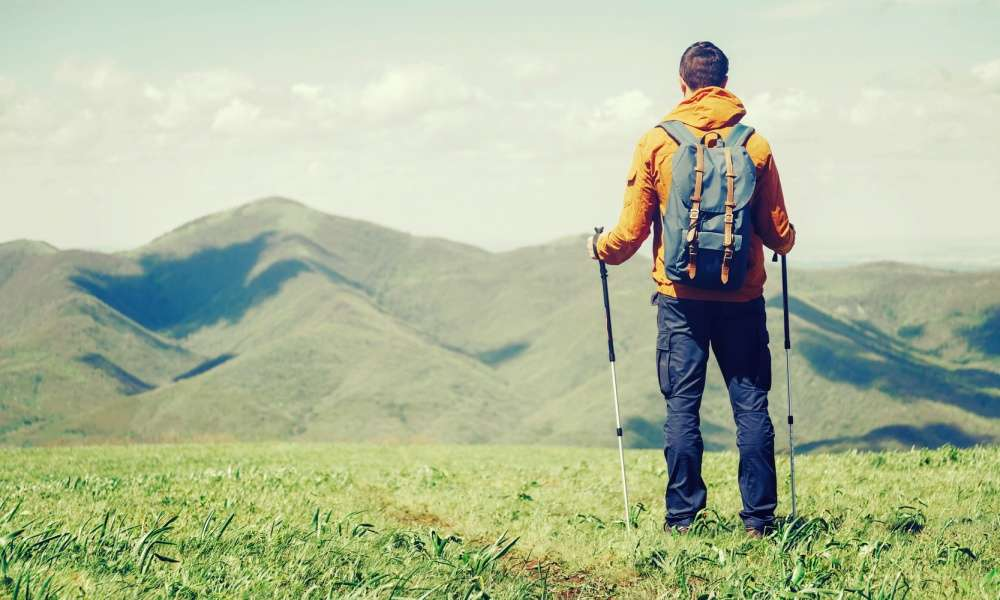 How to Use Hiking and Trekking Poles for Stability