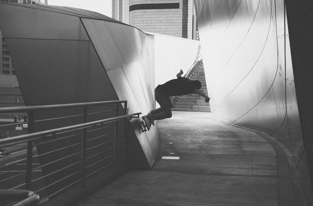 Los Angeles Skateboard