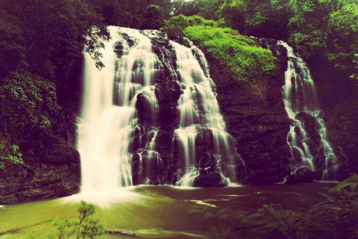 Coorg Abbey Falls