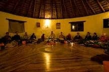Ayahuasca-wasi healers