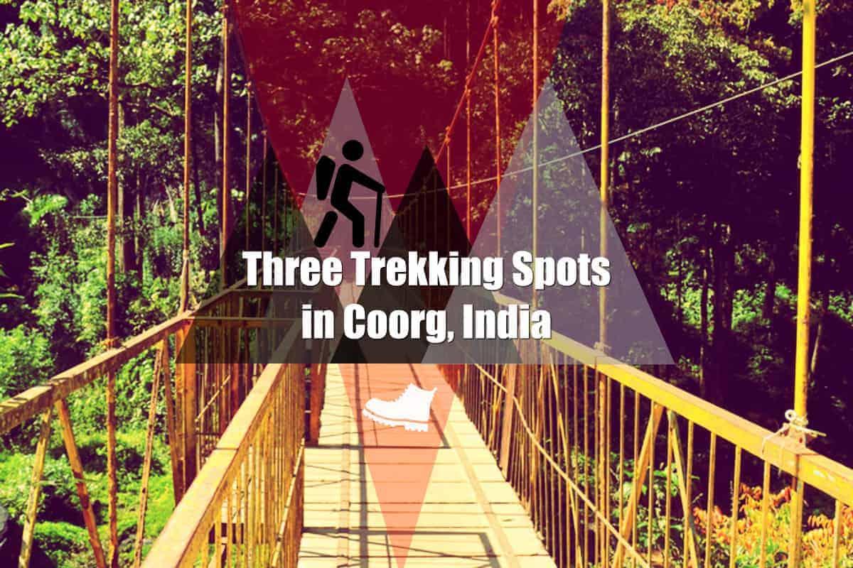 Coorg Trekking