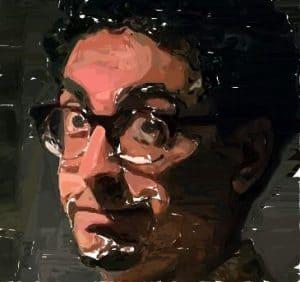 Headshot Gabe Pacheco New York Comedian