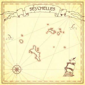 Pirate Map Seychelles