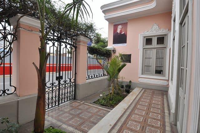 Ricardo Palma Museum Lima Peru