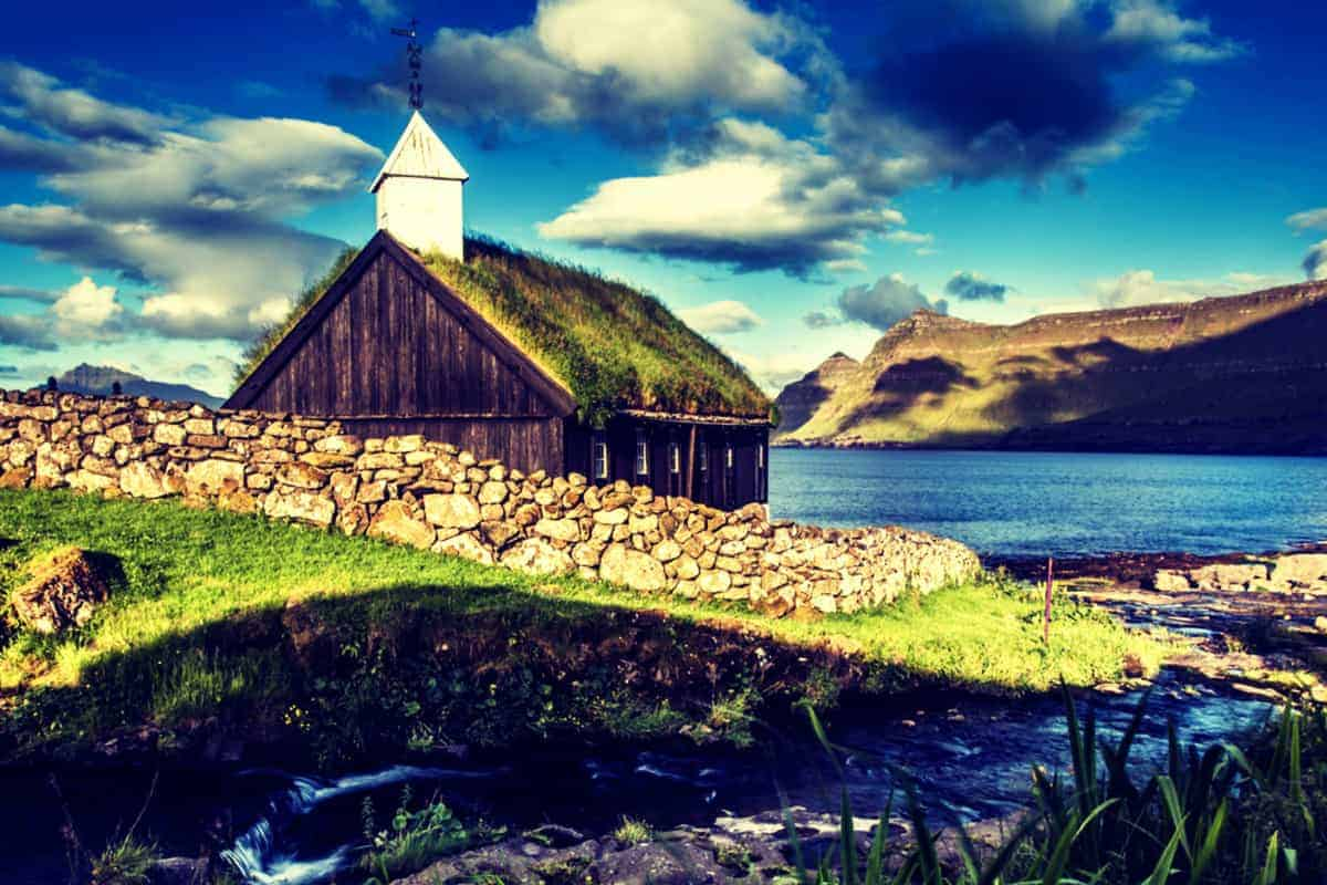 Faroe Islands Church Denmark