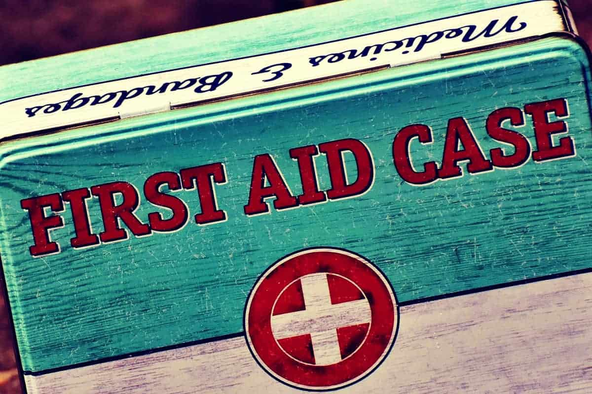 First Aid Hiking