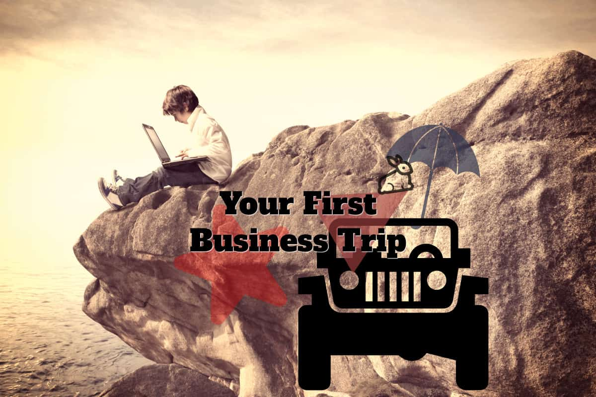 first business trip