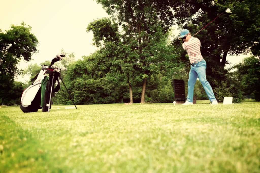 Golf Retreat Team Building