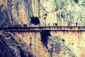 King's Pathway (english) Spain Dangerous