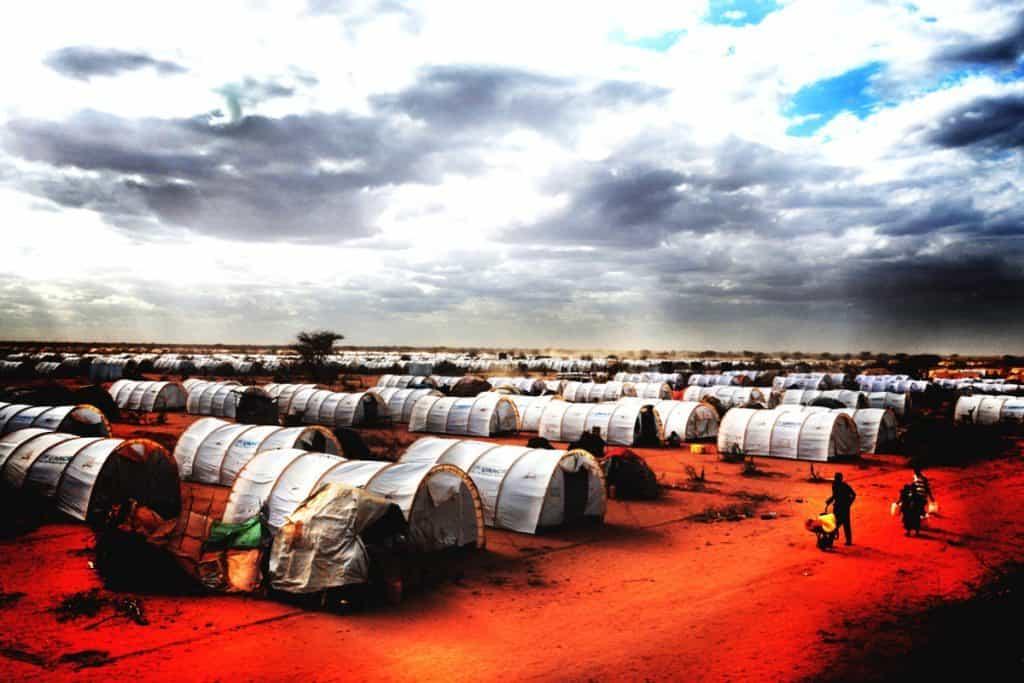Somalia Refugee Settlement