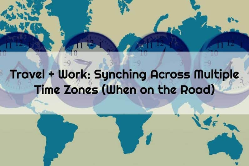 Synching Team Across Time Zones Location Independent
