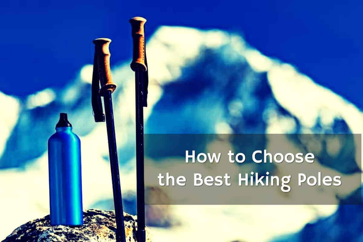 How to Choose the Best Hiking Poles