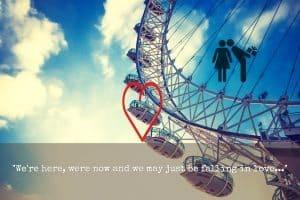 London Eye Perfect Date