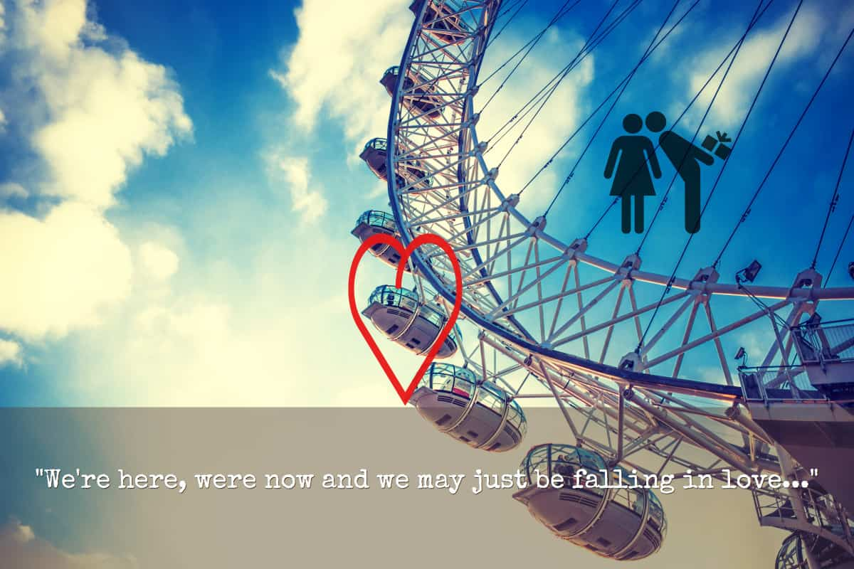 London Eye Perfect Date