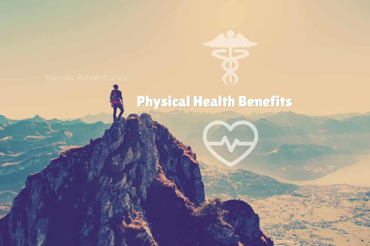 Hiking and Health Benefits Physical