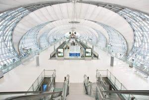 Suvarnabhumi Airport Thailand Travel