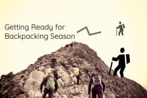 Backpacking Season