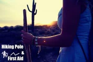 Hiking Pole Women Horizon