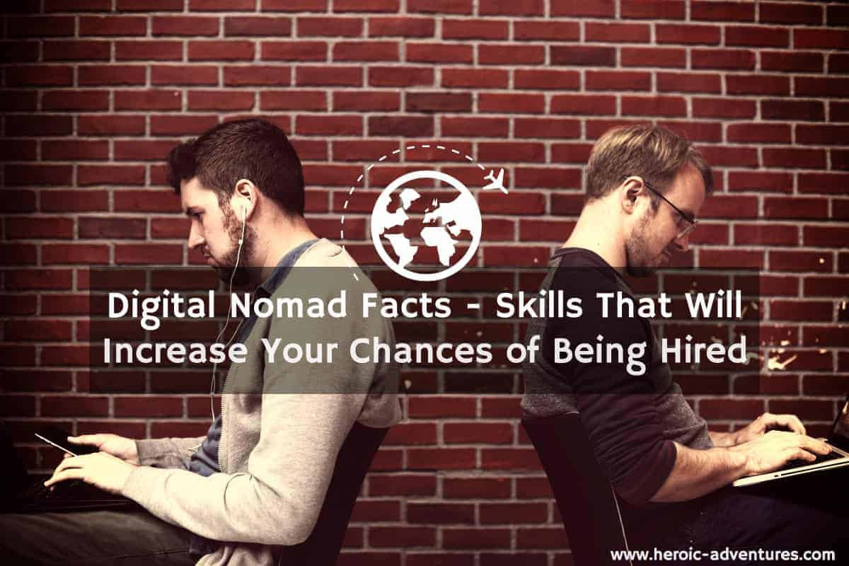 Skills for Digital Nomads