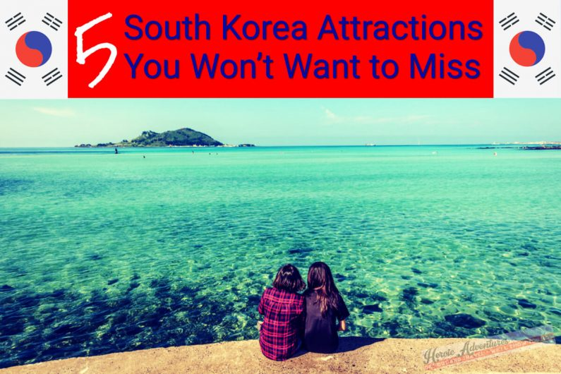 South Korean Attractions