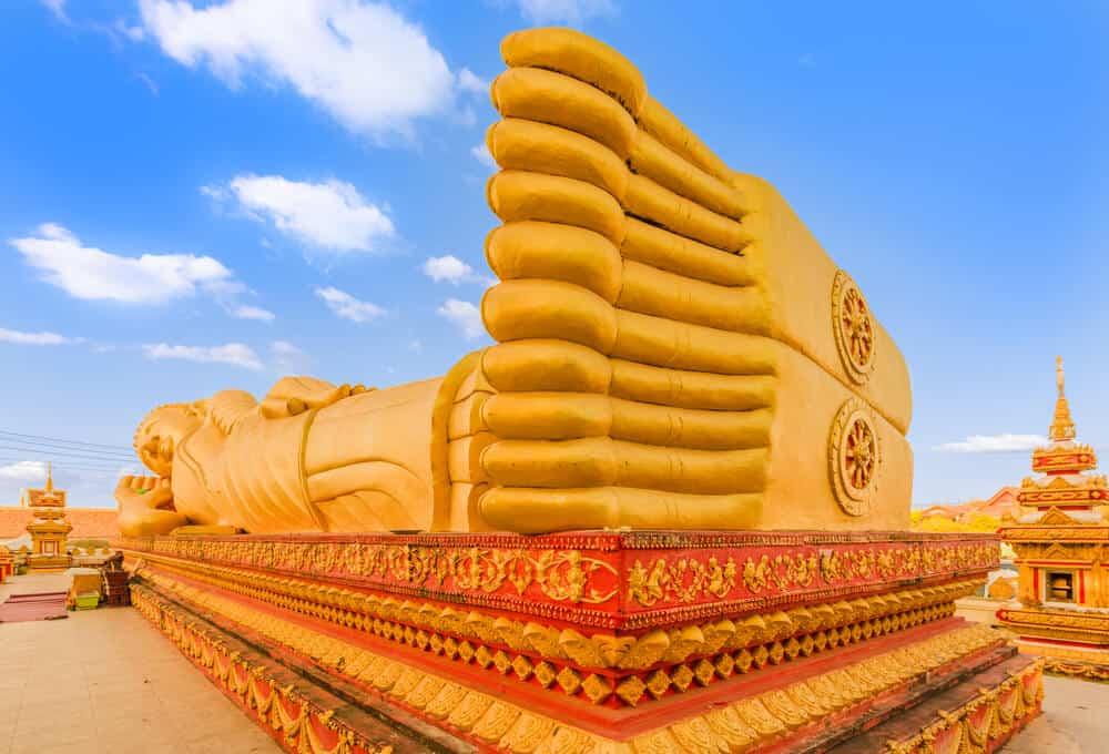 Reclning Buddha
