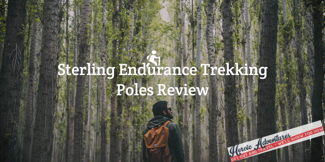 Sterling Endurance Trekking Poles